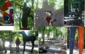 a- Sculptuur 2005-1