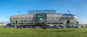 Cars Jeans Stadion-Haags Kwartier 55 - Leidschenveen Pano-Edit
