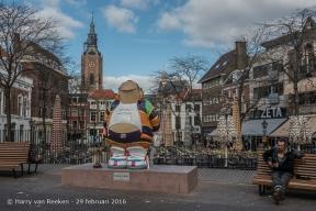 Den Haag - Grote Markt - Haagse Harry-2