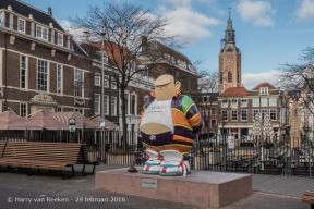 Den Haag - Grote Markt - Haagse Harry-3