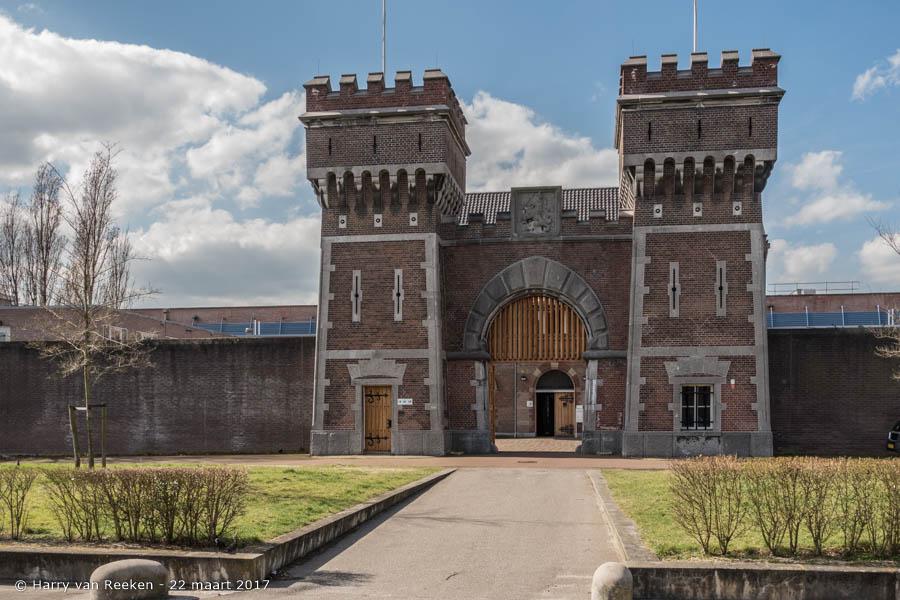 Pompstationsweg - Penitentiare Inrichting Haaglanden-1-3