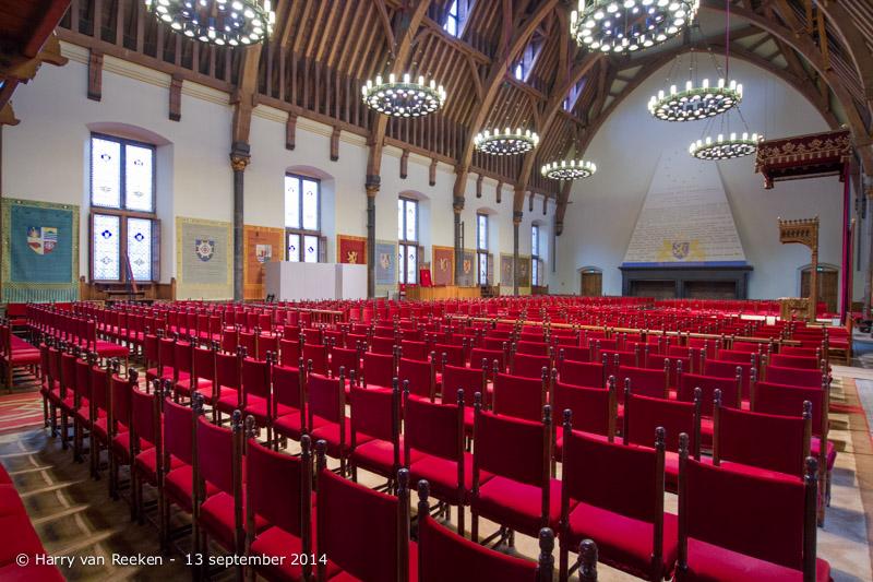 Binnenhof - Ridderzaal-5