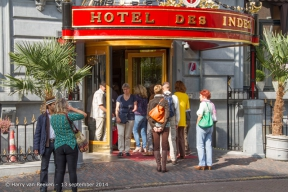 Lange Voorhout - Hotel des Indes - Pop up museum-1