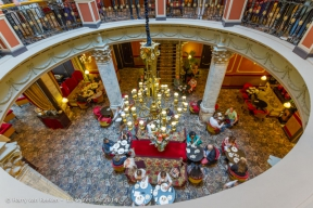 Lange Voorhout - Hotel des Indes - Pop up museum-7