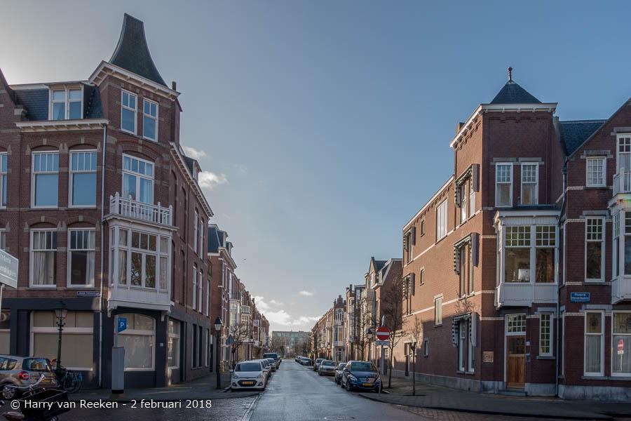 Antonie Heinsiusstraat, 2e -3