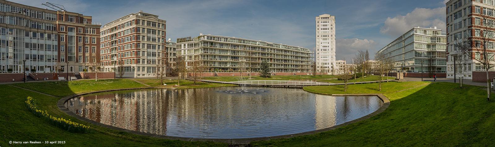 Burgemeester De Monchyplein - Archipelbuurt - pano -7