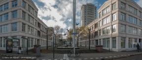 Burgemeester De Monchyplein - Archipelbuurt - pano -1