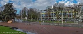 Scheveningseweg - Archipelbuurt -Pano