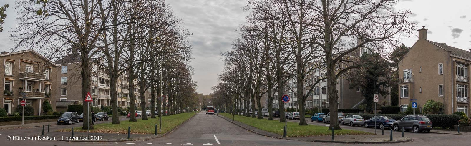 Laan van Clingendael - Benoordenhout-1-Pano