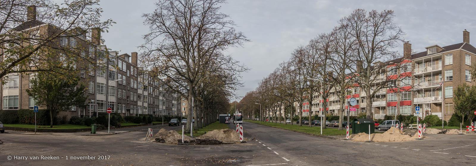 Laan van Clingendael - Benoordenhout-2-Pano