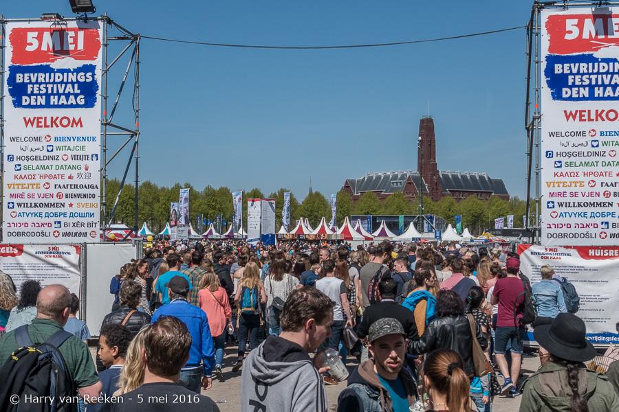 Bevrijdingsfestival 2016 - 17