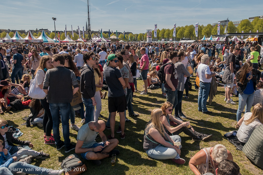Bevrijdingsfestival 2016 - 27