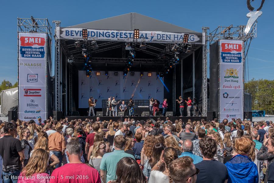 Bevrijdingsfestival 2016 - 43