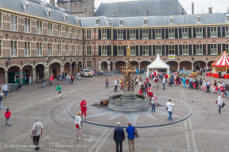 Binnenhof - 200 jaar Prinsjesdag-13092014-1