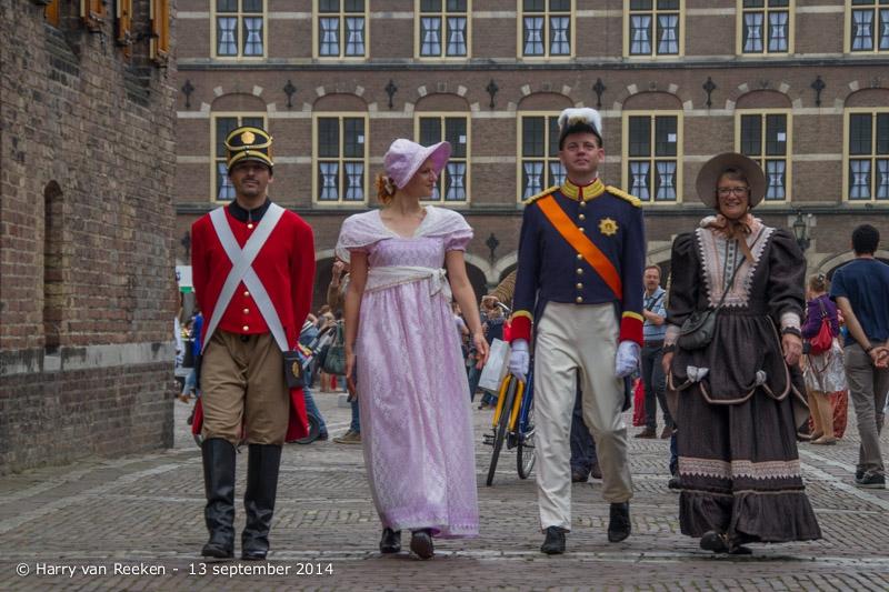 Binnenhof - 200 jaar Prinsjesdag-13092014-4