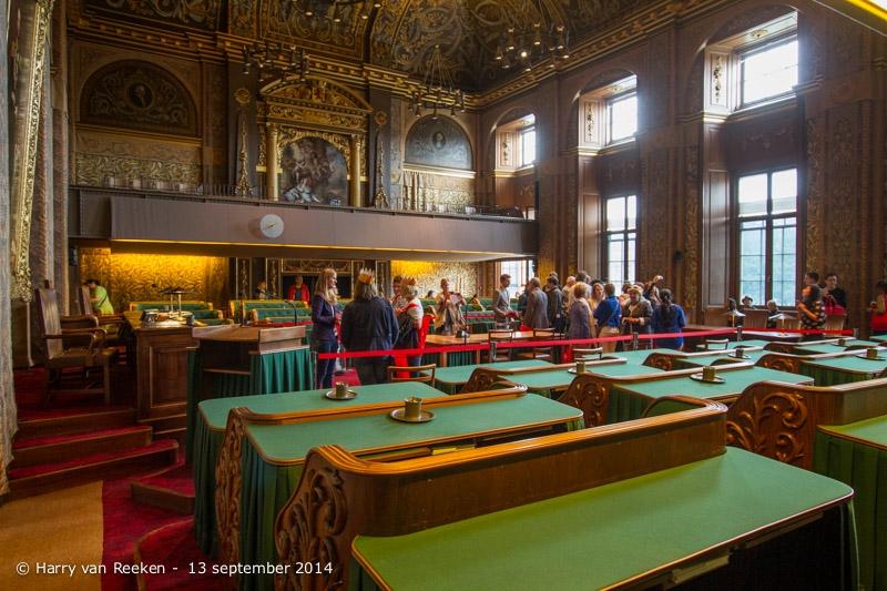 Binnenhof - Eerste Kamer der Staten-Generaal-13092014-1