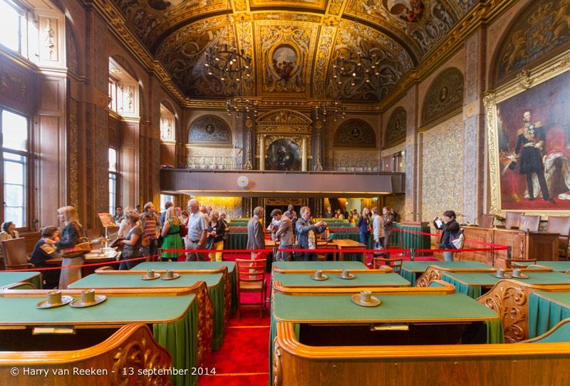 Binnenhof - Eerste Kamer der Staten-Generaal-13092014-2
