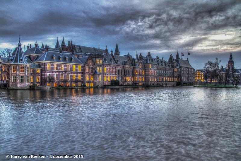 Binnenhof - Hofvijver21423