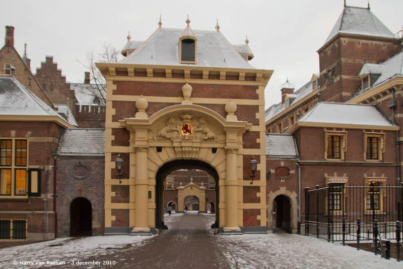 Binnenhof - Mauritspoort of Buitenpoort of Grenadierspoort16335