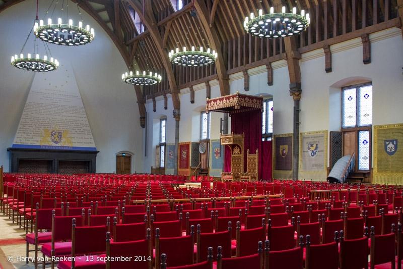 Binnenhof - Ridderzaal20516