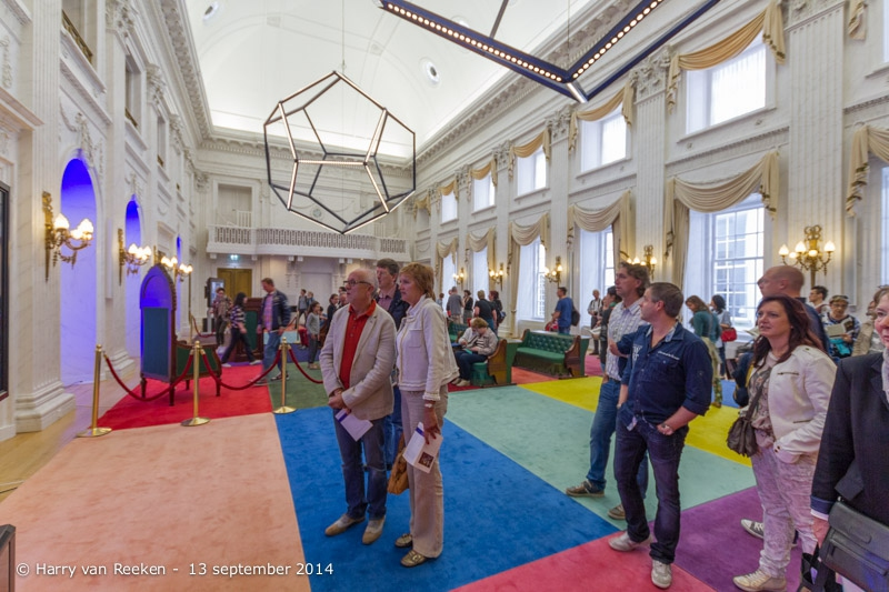 Binnenhof - Tweede Kamer der Staten-Generaal-13092014-1
