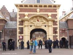 Binnenhof-Mauritspoort (ook Grenadierspoort)