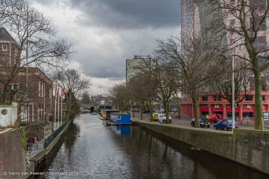 Bontekoekade - Haagvliet of Trekvaart-1
