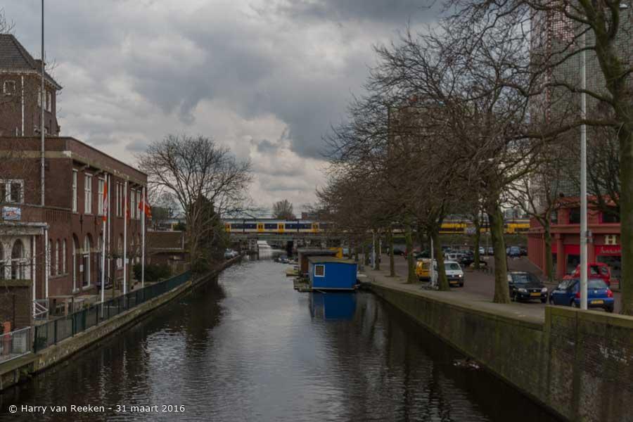 Bontekoekade - Haagvliet of Trekvaart-2