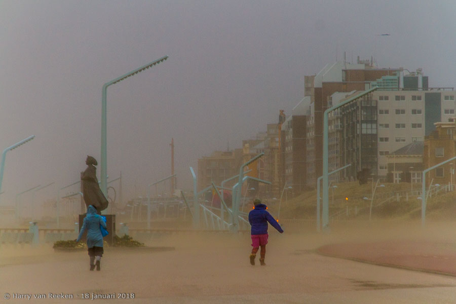 Storm Scheveningen