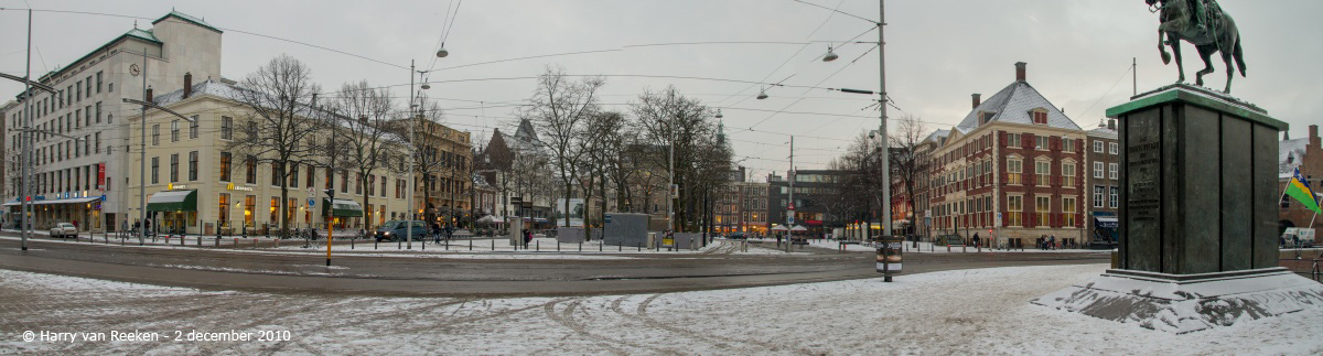 Buitenhof-winter