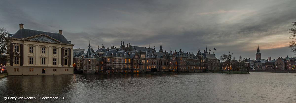 Mauritshuis - Binnenhof - Hofvijver-1-3