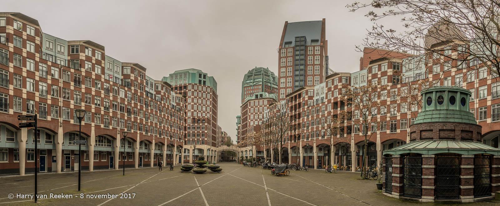 Muzenplein - Centrum pano (1 van 1)