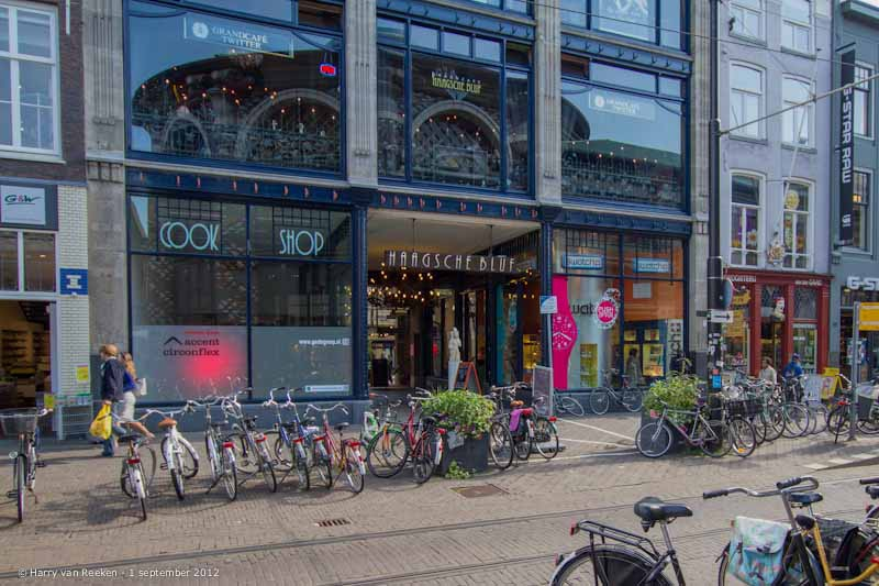 Dagelijkse Groenmarkt Haagsche Bluf 18448