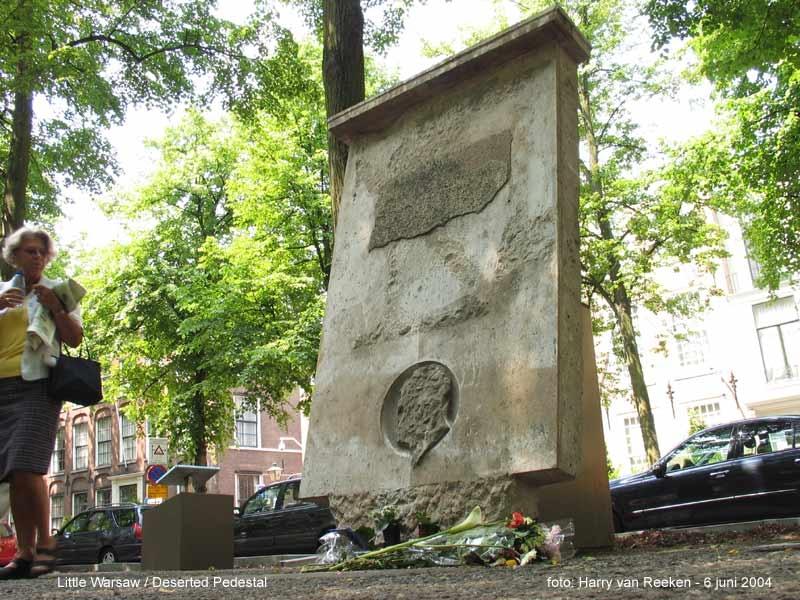 Little Warsaw - Deserted Pedestal -1