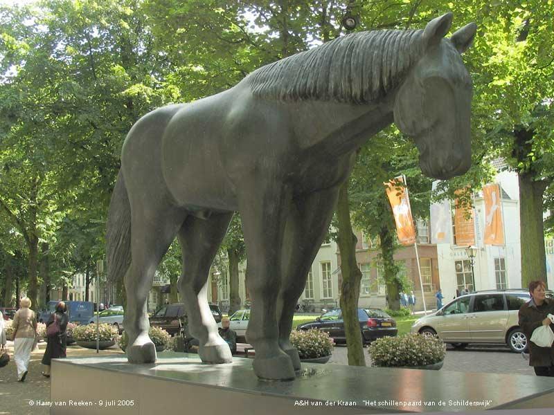A&H van der Kraan - Het schillenpaard