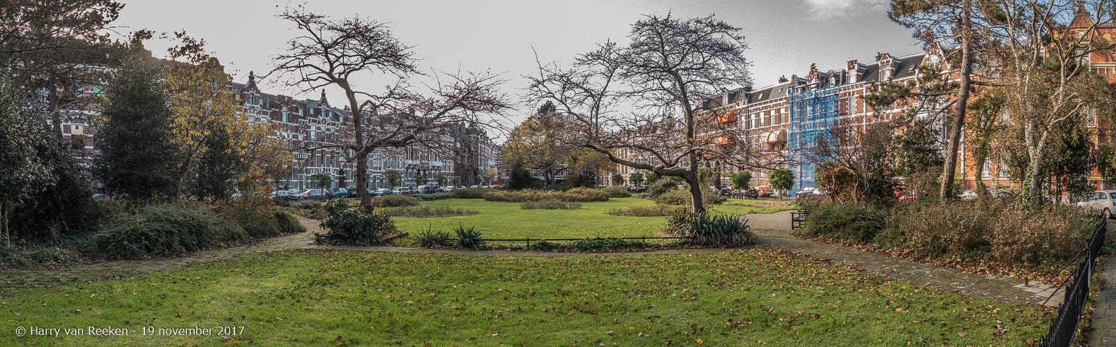 Sweelinckplein - Duinoord-Pano