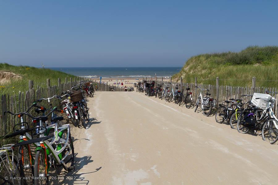 duinovergang strand Duindorp - 05