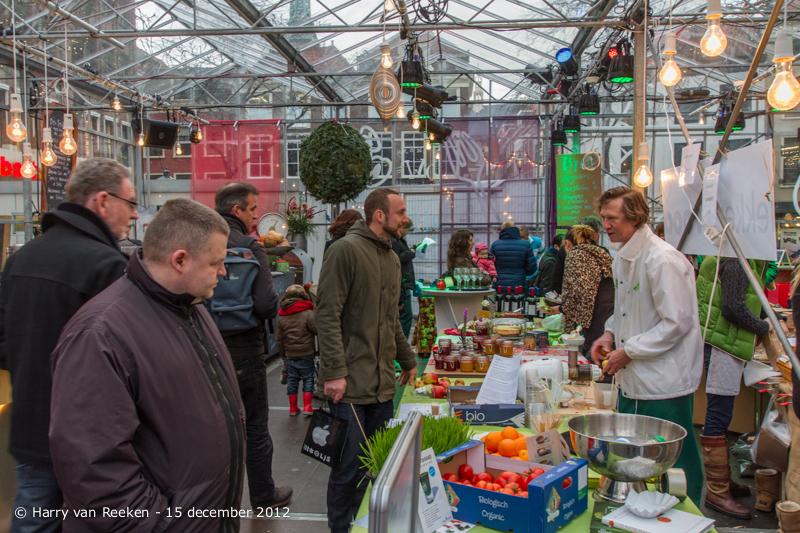 20121215 Grote Markt - Groene bio Markt-1