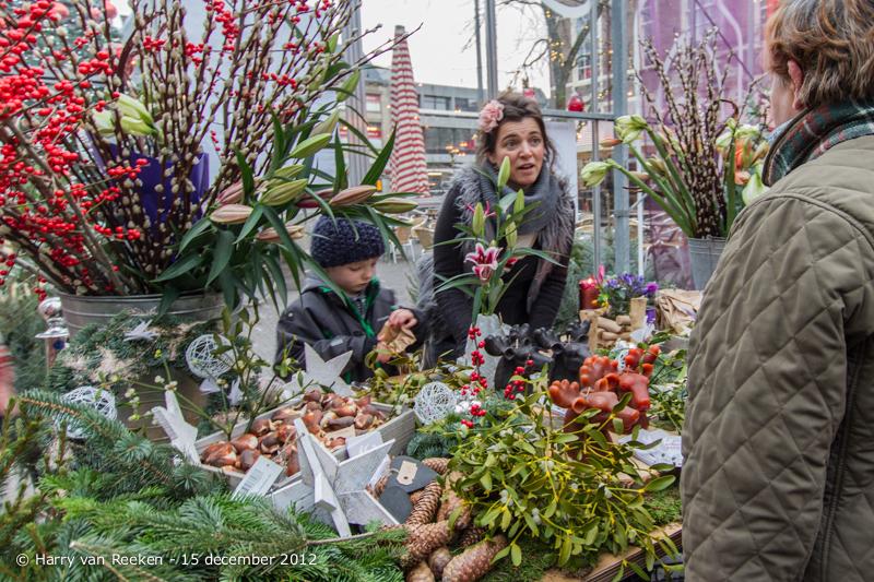 20121215 Grote Markt - Groene bio Markt-3