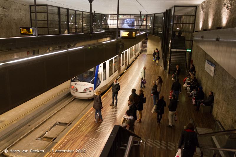 20121215 Grote Markt - TramtunneL-20121215-02