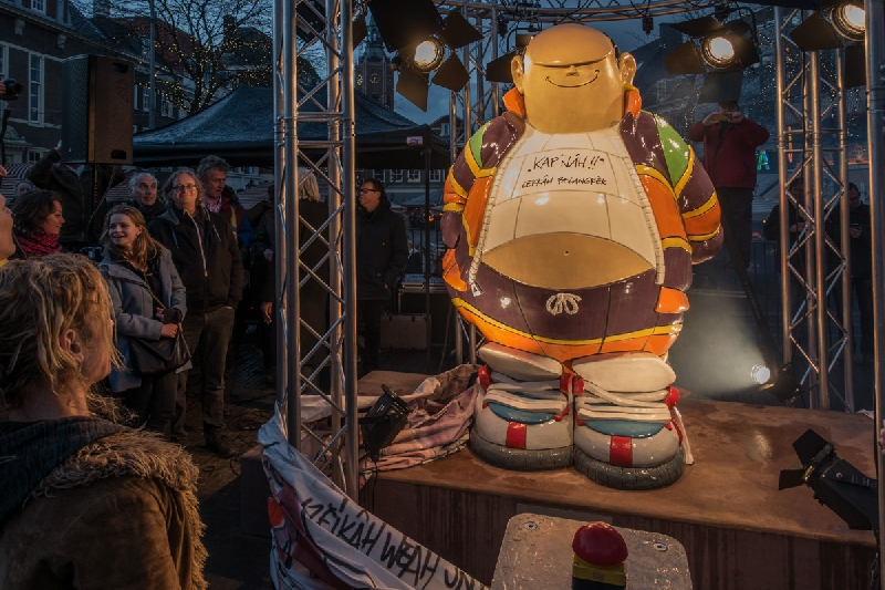 20161225 Grote Markt - Haagse Harry 21444