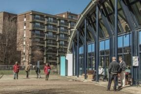 Haringkade - Sportcomplex De Blinkerd - 6