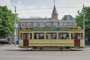 Oude_trams_-_Korte_Voorhout-03