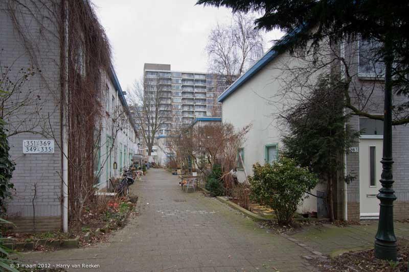 Hofje van Vredebest, Westeinde-20120303-02