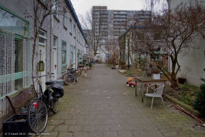 Hofje van Vredebest, Westeinde-20120303-03