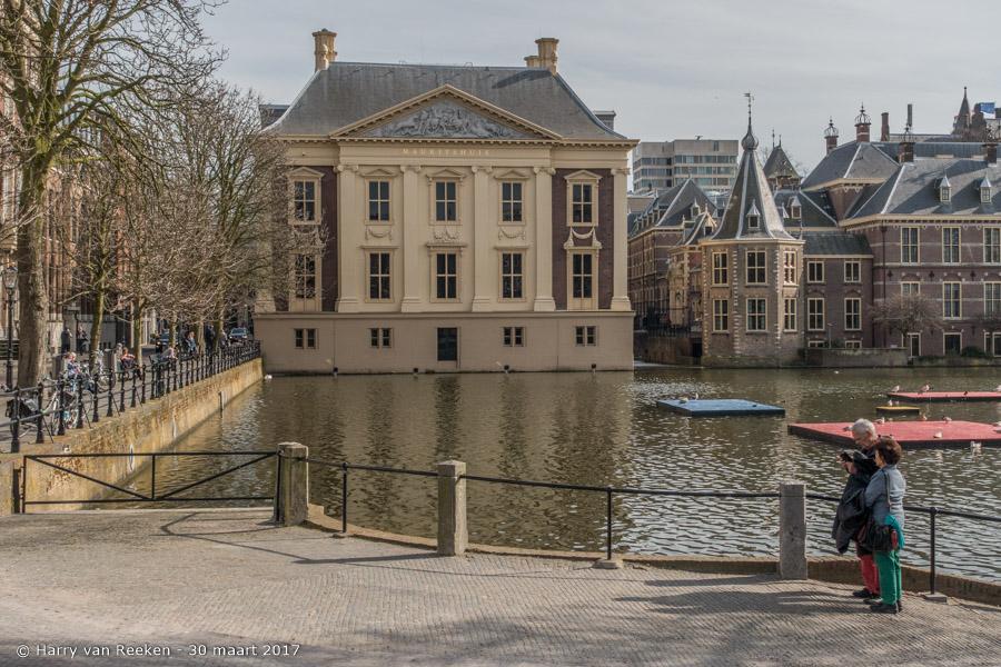 Hofvijver - Mauritshuis-01