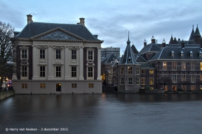 Hofvijver - Mauritshuis - Torentje-20151203-1