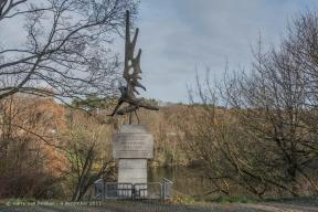 Hogeweg-Monument 'Englandspiel' (1 van 5)