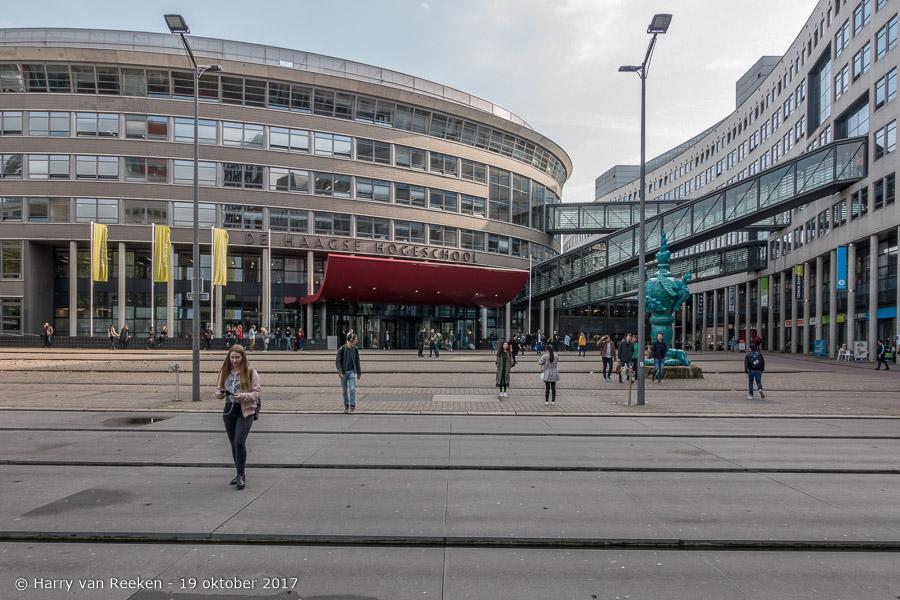 Johanna Westerdijkplein - De Haagse Hogeschool -29-09 1