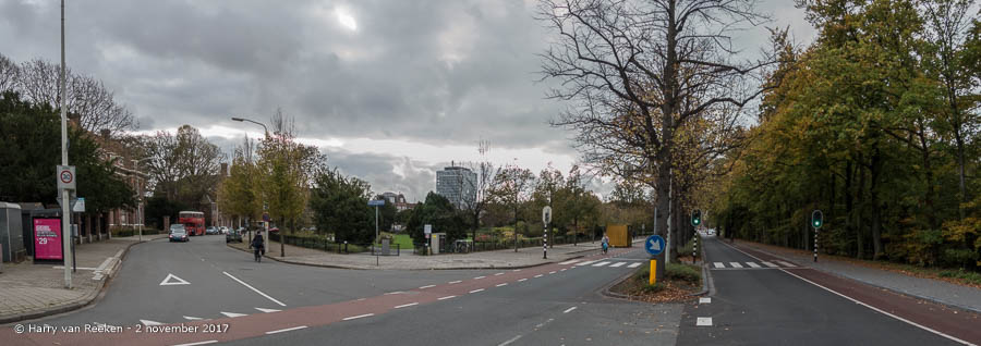 Jozef Israëlsplein - Wassenaarseweg - Benoordenhout-1-Pano